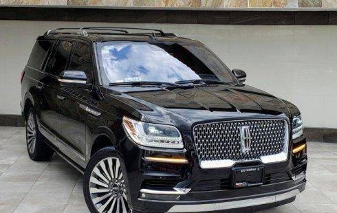 Se vende urgemente Lincoln Navigator 2018 Automático en Atlacomulco