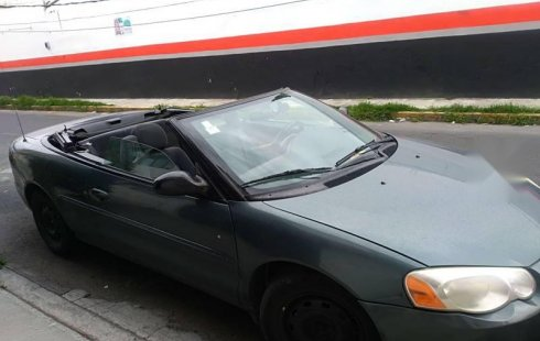 Se vende un Chrysler Sebring 2006 por cuestiones económicas