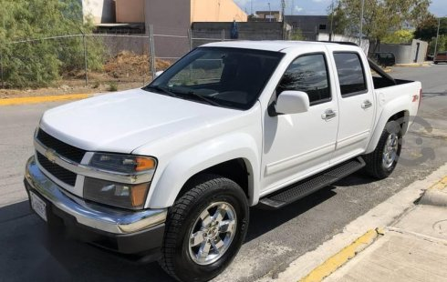 En venta un Chevrolet Colorado 2012 Automático muy bien cuidado