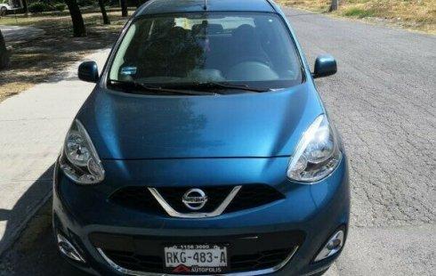 Se vende un Nissan March de segunda mano