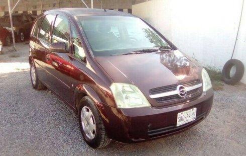 Quiero vender urgentemente mi auto Chevrolet Meriva 2006 muy bien estado