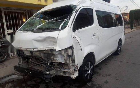 Nissan Urvan 2017 barato en Ecatepec de Morelos