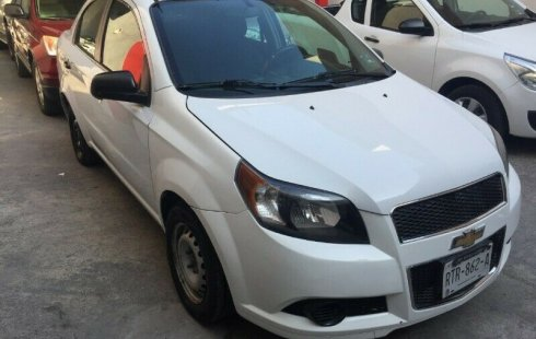 Chevrolet Aveo 2013 barato