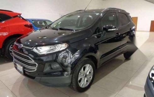 Vendo un Ford EcoSport