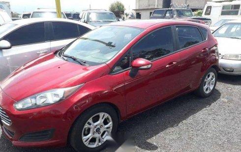 En venta un Ford Fiesta 2016 Manual muy bien cuidado