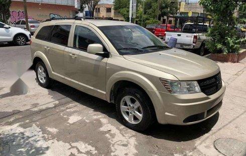 Dodge Journey usado en Guadalajara
