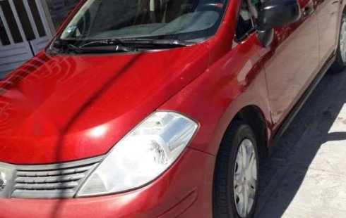 Nissan Tiida impecable en Soledad de Graciano Sánchez más barato imposible