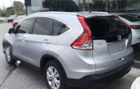 Tengo que vender mi querido Honda CR-V 2014