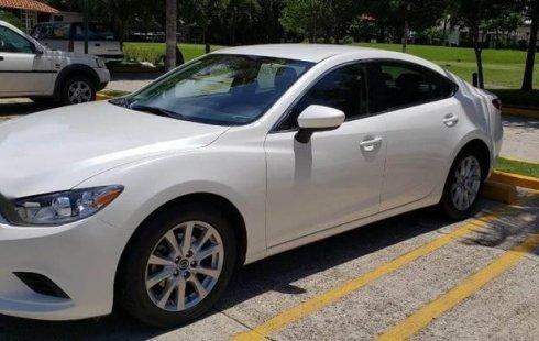 En venta un Mazda 6 2016 Automático muy bien cuidado