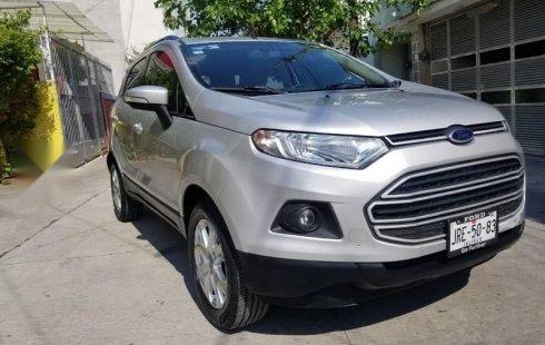 Ford EcoSport impecable en Tlaquepaque