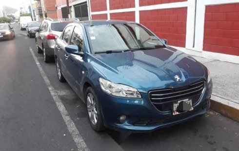 Peugeot 301 2014 barato