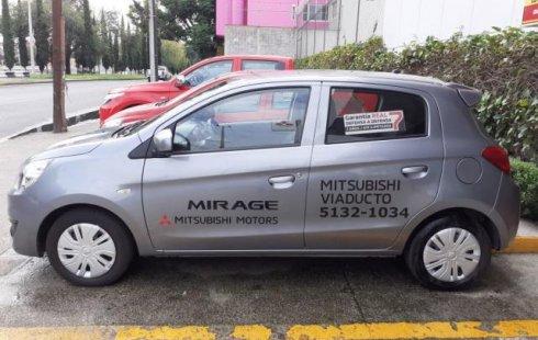En venta un Mitsubishi Mirage 2019 Manual muy bien cuidado