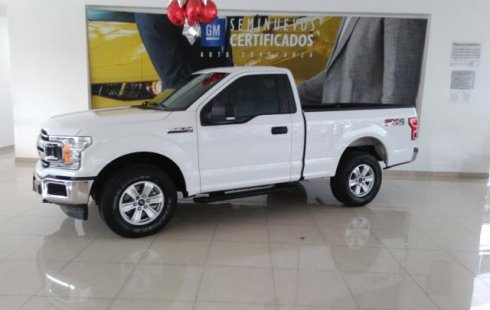 Ford Lobo 2018 impecable