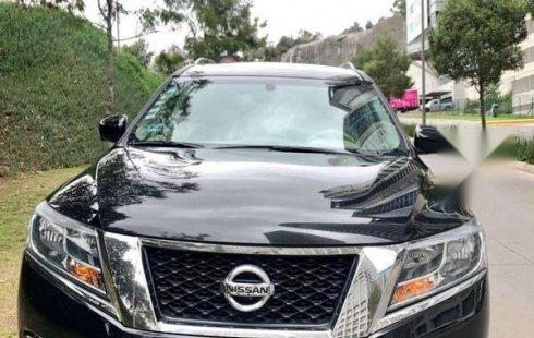 Vendo un Nissan Pathfinder impecable