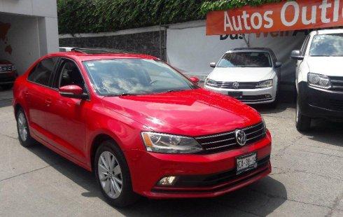 Carro Volkswagen Jetta 2016 en buen estadode único propietario en excelente estado