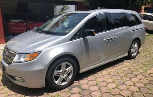 Se vende urgemente Honda Odyssey 2012 Automático en Miguel Hidalgo
