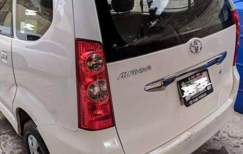 Toyota Avanza impecable en Texcoco más barato imposible