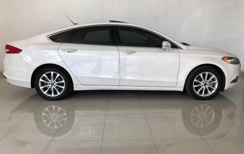 Ford Fusion 2017 usado en Iztacalco