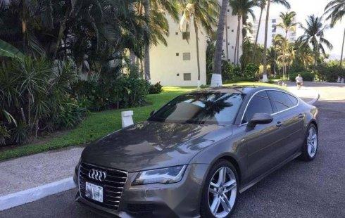Audi A7 2012 impecable