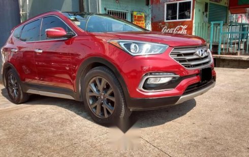 No te pierdas un excelente Hyundai Santa Fe 2017 Automático en Veracruz