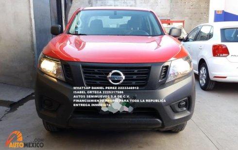 Bonita Nissan NP300 2018 Puebla