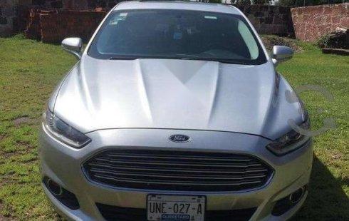 Quiero vender cuanto antes posible un Ford Fusion 2013