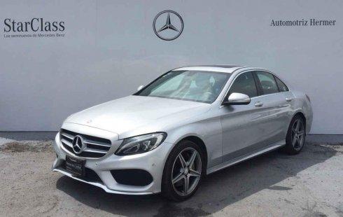 No te pierdas un excelente Mercedes-Benz Clase C 2015 Automático en Álvaro Obregón