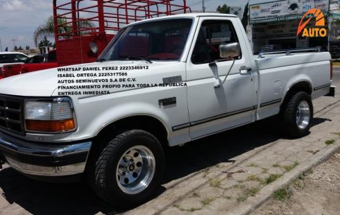 Impecable Ford 250 1992 Puebla