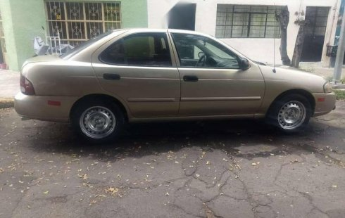 Nissan Sentra 2001 impecable