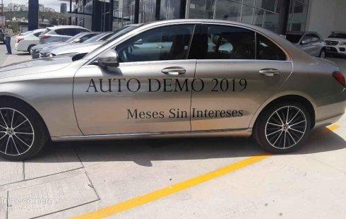 Urge!! Vendo excelente Mercedes-Benz Clase C 2019 Automático en en San Luis Potosí