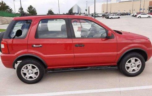 Quiero vender inmediatamente mi auto Ford EcoSport 2005 muy bien cuidado