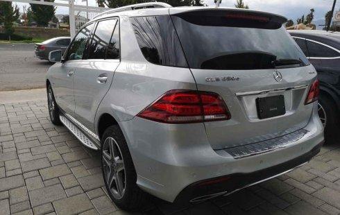 Mercedes-Benz Clase GLE impecable en San Luis Potosí más barato imposible