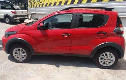 Vendo un carro Fiat Mobi 2018 excelente, llámama para verlo