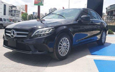 Se vende urgemente Mercedes-Benz Clase C 2019 Automático en San Luis Potosí