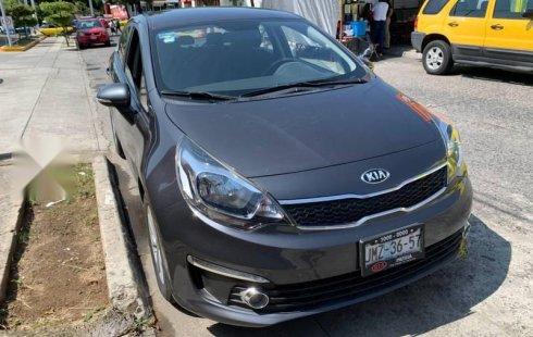 Kia Rio usado en Guadalajara