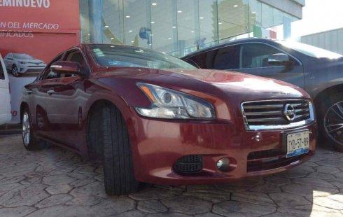 Quiero vender cuanto antes posible un Nissan Maxima 2013