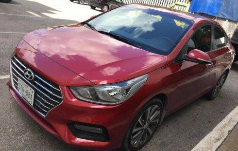 Hyundai Accent 2018 usado en Benito Juárez
