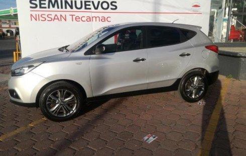 Se vende un Hyundai ix35 2015 por cuestiones económicas