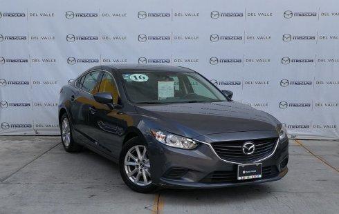 Se vende un Mazda Mazda 6 2016 por cuestiones económicas