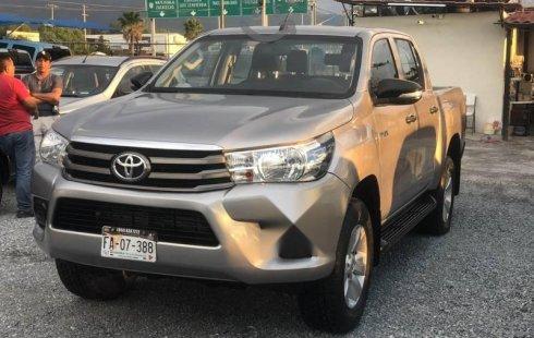 Toyota Hilux impecable en Saltillo más barato imposible