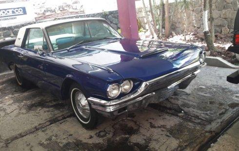 Ford Thunderbird clásico modelo 1964 impecable, restaurado, especial para coleccionistas,