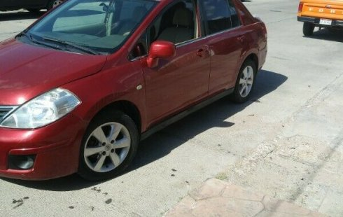 Se vende urgemente Nissan Tiida 2012 Manual en Chihuahua