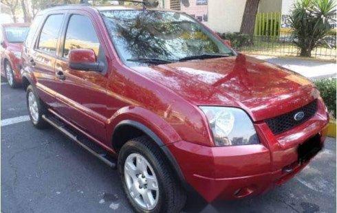 Ford EcoSport 2005 barato en Apan