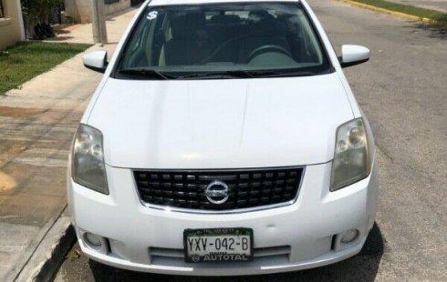 Urge!! Vendo excelente Nissan Sentra 2008 Automático en en Yucatán
