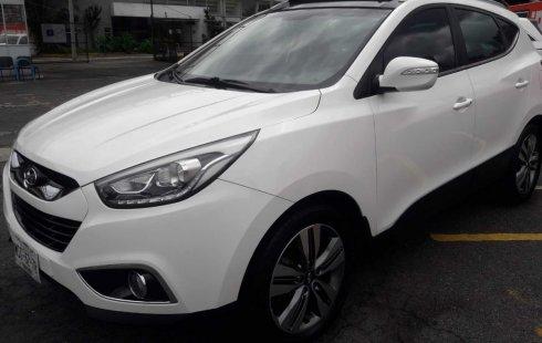 Hyundai ix35 Automático