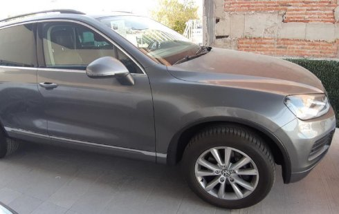 Volkswagen Touareg 2013 impecable