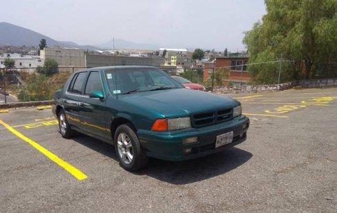 Un carro Chrysler Spirit 1993 en Atizapán de Zaragoza
