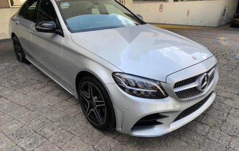 Tengo que vender mi querido Mercedes-Benz Clase C 2019
