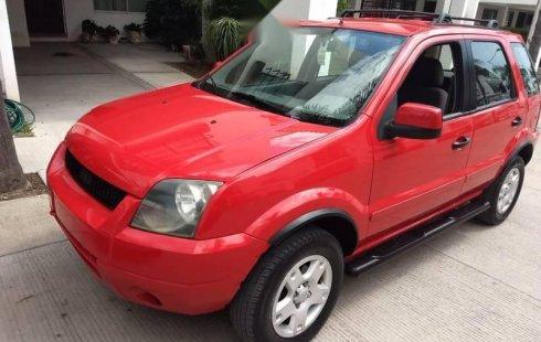 Se pone en venta un Ford EcoSport