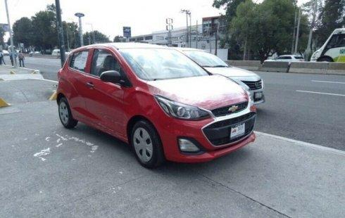 Chevrolet Spark usado en Ciudad de México